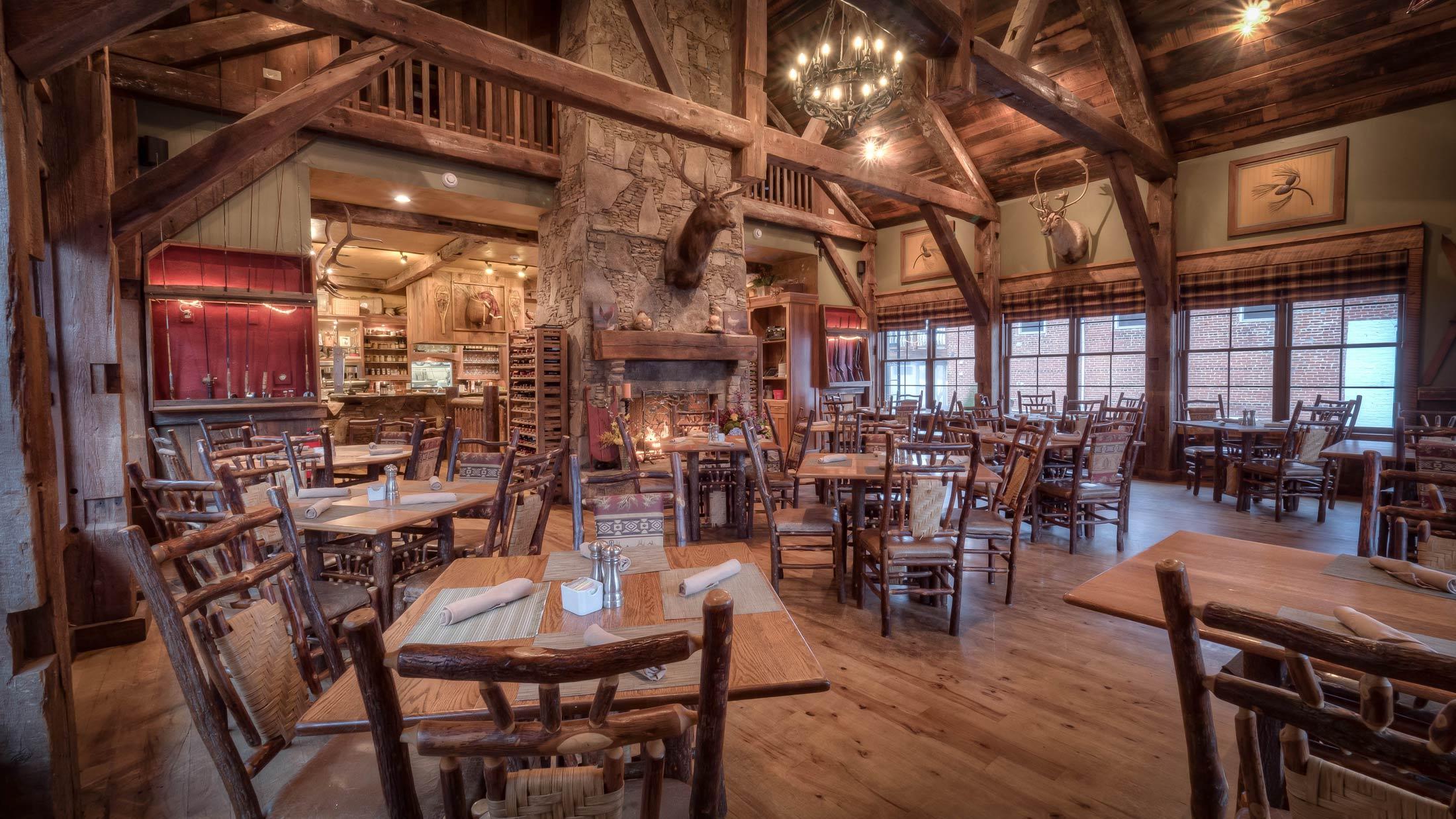 Harvest On Main Restaurant in Blue Ridge, GA